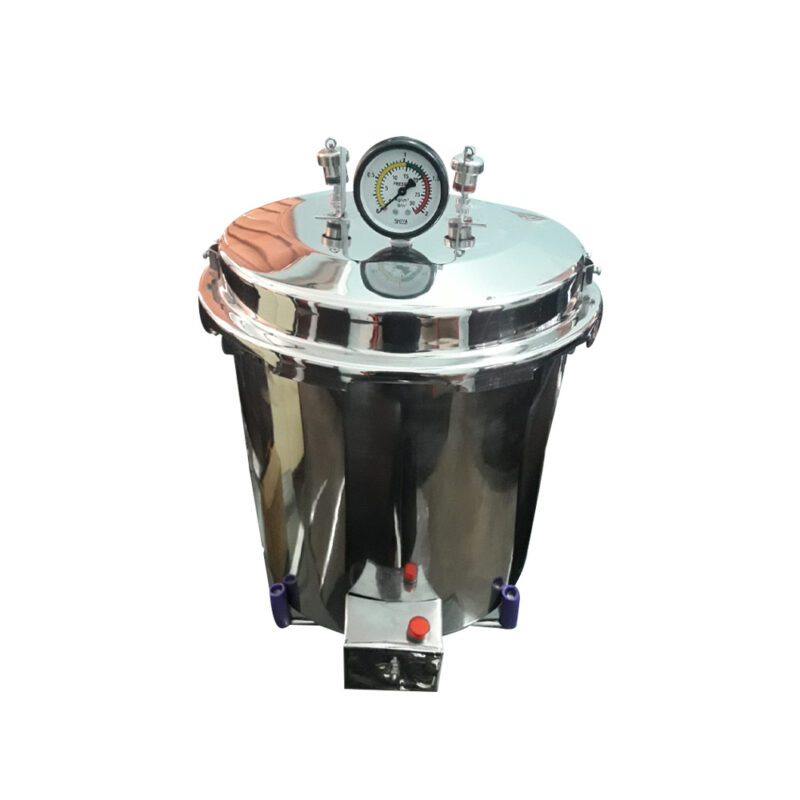 SS P cooker type autoclave